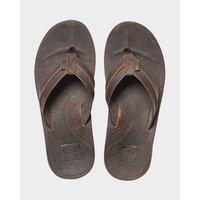 Reef A39TP Voyage Lux Dark Brown Size 10