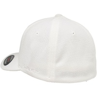 Flexfit Cool & Dry Pique Mesh Fitted RPD096 White S/M