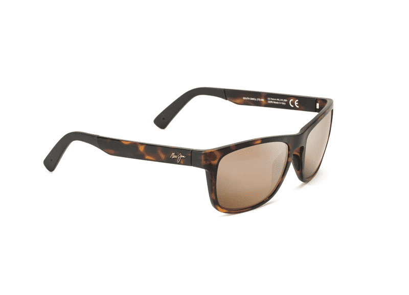 a9464de7c8933 Maui Jim - South Swell Matt Tort HCL Bronze Super Thin Glass H755 ...
