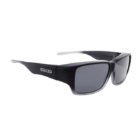 Fitovers Oogee OE001 Black Fade / Grey Polarised Lenses