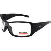 Rockos Safety Glasses 105 C13 Clear / Clear