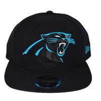 New Era 950Of Carolina Panthers Black