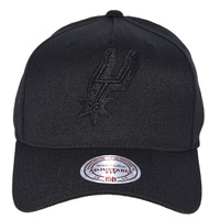 Mitchell & Ness CK073 SAN ANTONIO SPURS BLACK