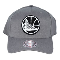 M&N Ck068 Golden State Warriors Grey