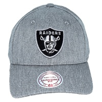 Mitchell & Ness NAR239 OAKLAND RAIDERS GREY