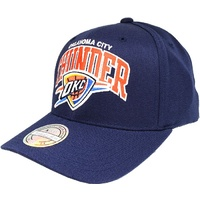 M&N CZ060 HIGH CROWN  OKC THUNDER (NAVY) OS