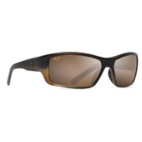 Maui Jim Barrier Reef H792-16B Brown with Gold HCL Bronze