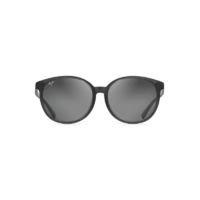 Maui Jim Water Lily Asian Fit GS796N-11 Translucent Grey Neutral Grey