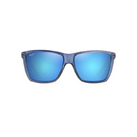 Maui Jim Cruzem B864-03 Dark Translucent Blue / Blue Hawaii Polarised Lenses