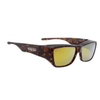 Fitovers Neera NR003YM Leopard Black Gold Mirror