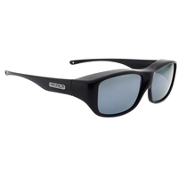 Fitovers Quamby QL001 Eternal Black / Grey Polarised Lenses