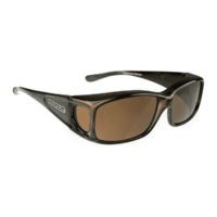 Fitovers Razor RZ003A Olive Charcoal / Amber Polarised Lenses