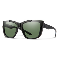 Smith Dreamline 807/L7-62 Black / Green Polarised Lenses