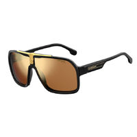Carrera 1014/S I46 K1 64 Black / Gold Mirror