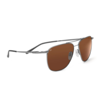 Serengeti Marco 7547 Shiny Gunmetal / Drivers Polarised Lenses