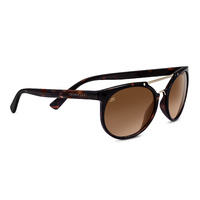 Serengeti Lerici 8352 Shiny Tortoise with Satin Soft Gold / Drivers Gradient Polarised Lenses