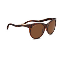 Serengeti Valentina 8568 Shiny Red Moss Tortoise / Drivers Polarised Lenses