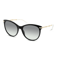 Gucci GG3771/S HQW/VK-56 Black and Gold / Black Gradient