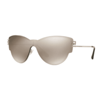 Versace VE2172B 12525A-42 Pale Gold Light Brown / Mirrored Gold