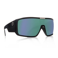 Dragon - 24889-015 DOMO MATTE BLACK / GREEN IONISED