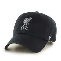47 Brand Clean Up Epl Liverpool Fc Black Epl-Rgw04Gws-Bka