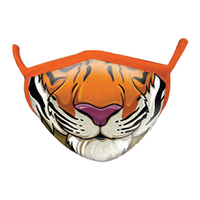 Wild Smiles Child Face Mask 25799 Tiger