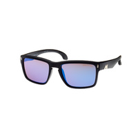 Mako GT 9583 M01 G1HR6 56/19 Matte Black / Brown Blue Mirror Polarised Lenses