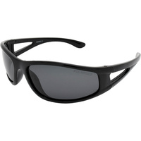 Mangrove Jacks Kids Gator C1 Black / Smoke Polarised Lenses