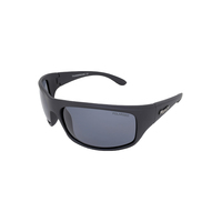 Mangrove Jacks Thunderdome C5 Matte Black / Smoke Polarised Lenses