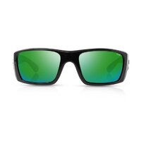 Tonic Rise ( TRISBLKGNMIRRG2 ) Shiny Black/Green Mirror