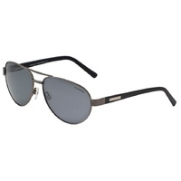 Bill Bass Daniel 25206 Gunmetal / Grey Polarised Lenses