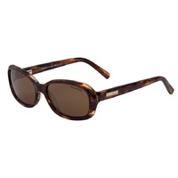 Bill Bass Bella 25693 Dark Amber Tortoise / Brown