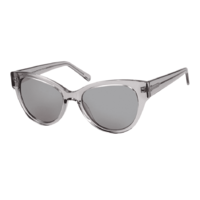 Bill Bass Elsie 25924 Crystal Grey / Grey Polarised Lenses