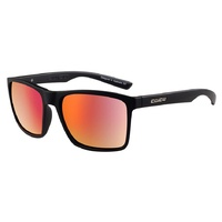 Dirty Dog Droid 53550 Black / Red Mirror Polarised Lenses