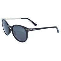 Solano 20690B Black / Smoke Silver Flash