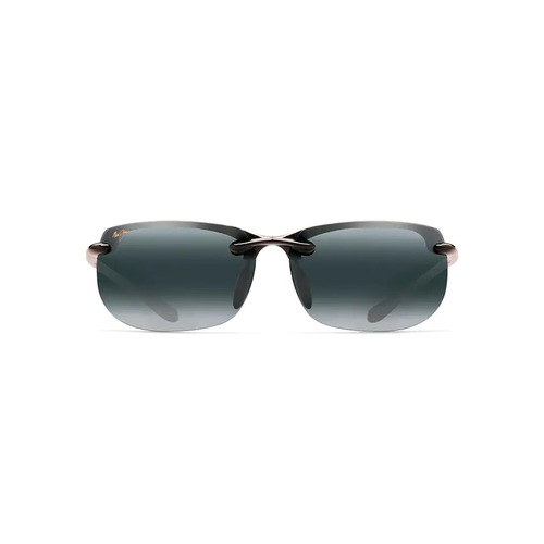 Maui Jim Banyans 412-02 Gloss Black / Neutral Grey
