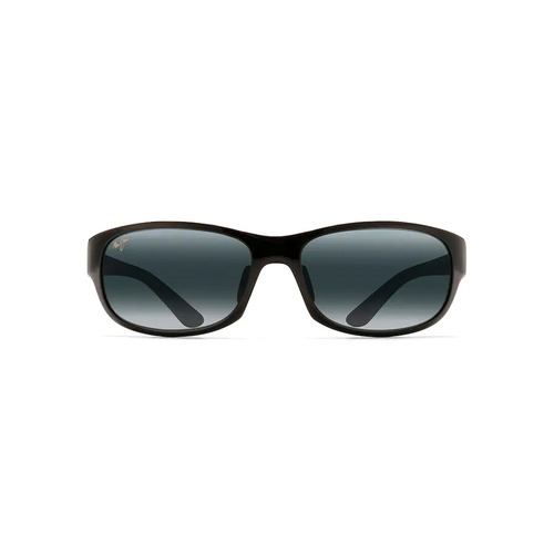 Maui Jim Twin Falls 417-02J Gloss Black Fade Neutral Grey
