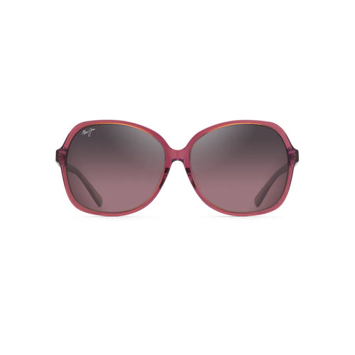 Maui Jim Taro Asian Fit RS795N-09B Pink with Lilac Interior / Maui Rose