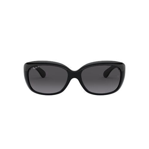 Ray-Ban RB4101 601 T3-58 Jackie Ohh Gloss Black / Grey Gradient
