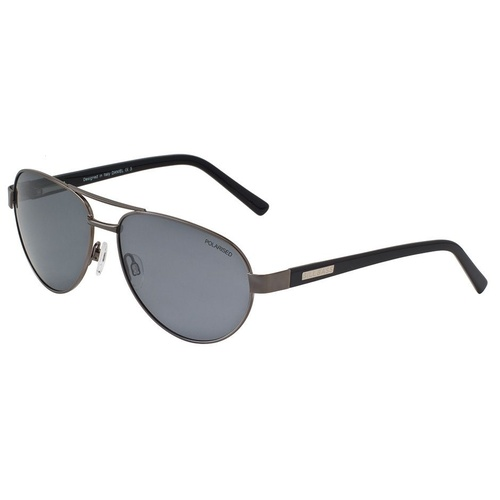 Bill Bass Daniel 25206 Gunmetal / Grey