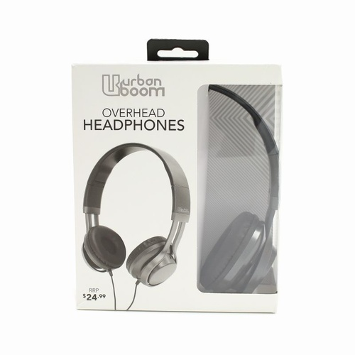 Urban Boom Headphones